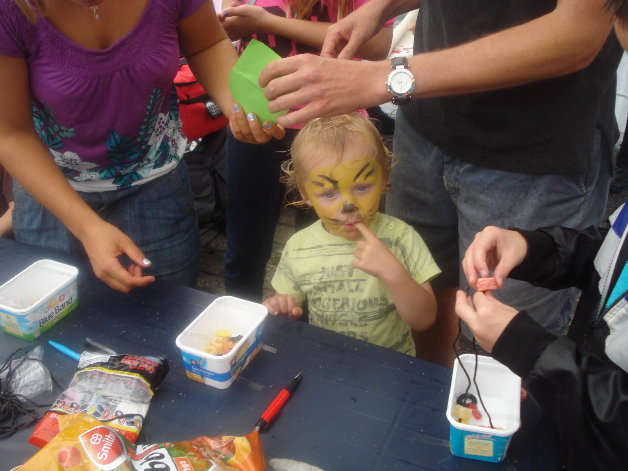 Pleinfeest 2012